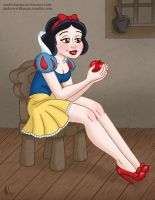 Snow White by StudioBueno