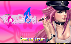 Poison Wallpaper by ENJackal