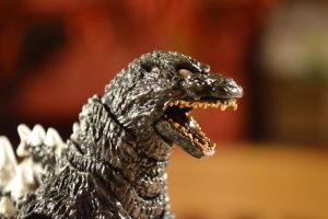 Custom - S.H Monsterarts Godzilla 2.0 (Repaint) 9 by GIGAN05
