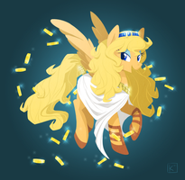 Commission: Cloudia by Radioactive-K
