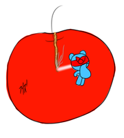Apple cut up BEAM power up ver by 00freeze00