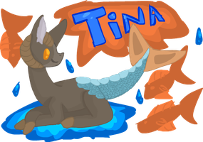 look it's tina by ArZulite
