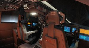 Florian class cockpit by Scarecrovv