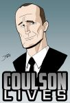 Coulson Lives by callmemilo