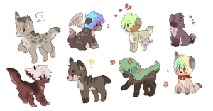 50 Point Adopts by puppups