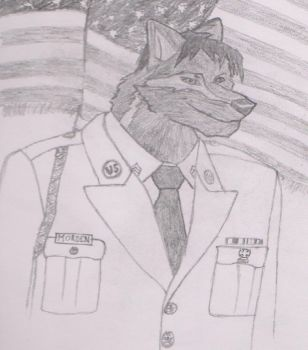 Dom in Uniform by Doom114