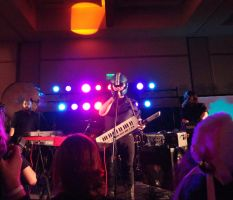 The Protomen at A and G Ohio 2012 by FallenOther