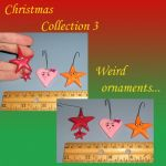 Weird ornaments by kayanah
