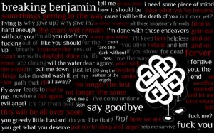 Breaking Benjamin Quotes by Fried-Tomato