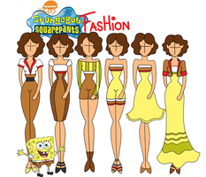 Spongebob fasion by Willemijn1991
