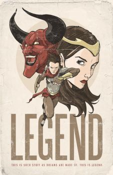 This is Legend by AdamLimbert