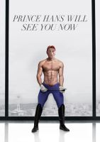 Prince Hans will see you now '50 Shades of Hans' by cdpetee