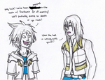 Nothing brings Sora down by TheGreatestFrog