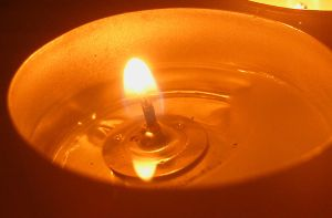 Altar Candles - After by morgan-lamia