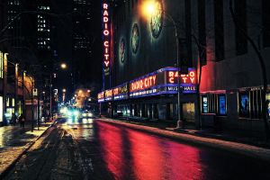 Radio City by FlavioMiranda