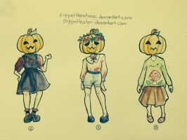 #001 Points ADOPTABLE set [OPEN 1/3] by PuppetTheatreAC