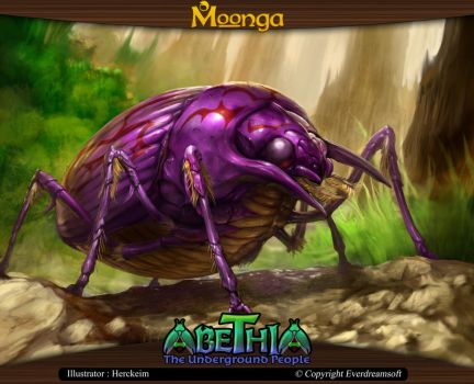 Moonga - Beetle by moonga
