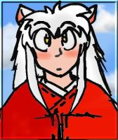 I cannot draw Inuyasha color by Smori