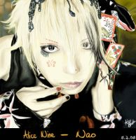Alice Nine - Nao by vanillaMilk