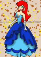 Ginger Formal Dress 2 by kcjedi89