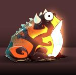Sacred Seasons 2 Fire Toad by frogbillgo