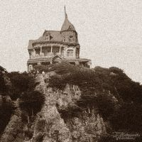 The House On The Cliff by MrWootton