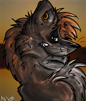 Ranzo the Whistling Weasel by Alibi-cat