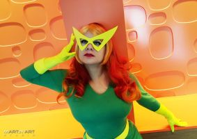 Psychic Power!!! by HeatherAfterCosplay