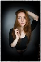 Portrait Red Haired 2 by rams72