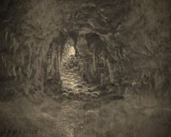 Dear Esther Cave 1 by bad-temper