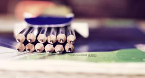 Day 172: Pencils. by umerr2000