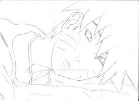 Dont wake me up sketch by Njabz