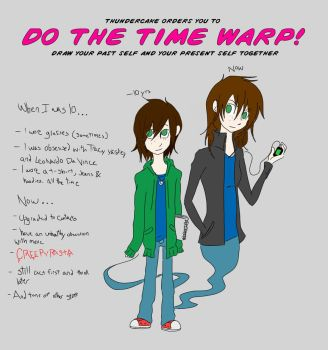 Do The Time Warp by MissMystery99