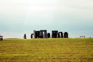 Stonehenge by cmealr