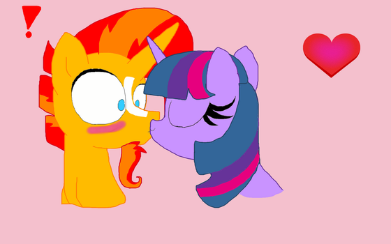 Mwah~ by DoodletheExpoodle