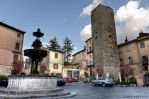 Piazza a Viterbo by Tiris76