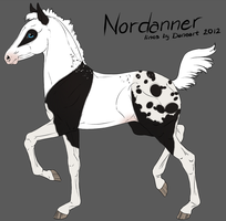 3979 Nordanner Foal by RW-Nordanners