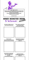 Inner Monster MEME picky ver. by The-Manticore