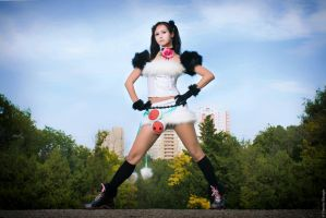 Ling: stairway to heaven XD by Alexia-Muller