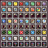 Icon Pack 001 All Png's by llexandro
