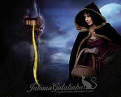 mother Gothel by jugatatinhas