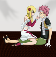 'I'm not worried' :FT-NaLu: by Nao-chann