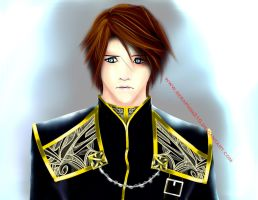 Squall Leonhart - Dancing? by Seraphim210