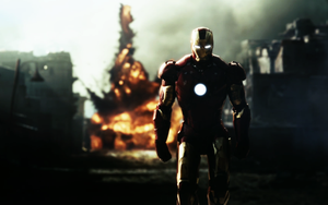 Ironman Wallpaper by Meganubis