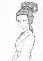 Han Dynasty - Chinese Beauty by irenerei