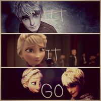 LET IT GO by Merpalercious