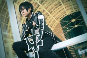 Kirito cosplay - dedication by dark1110