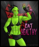 Eat Healthy! by Ashy666