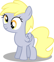 lil Derpy by CaNoN-lb