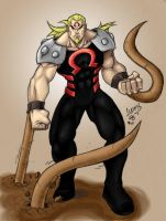 Omega Red Ultimate COLORED by LucasAckerman